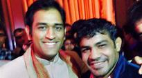Sushil Kumar joins MS Dhoni's chain of gyms