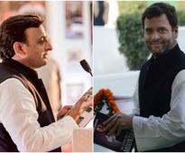 Congress rejects Akhilesh's offer of 99 seats, alliance in UP unlikely