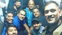 Rediff Sports - Cricket, Indian hockey, Tennis, Football, Chess, Golf - 6 unknown highlights from MS Dhoni's train journey with Jharkhand team