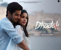 Current Bollywood News & Movies - Indian Movie Reviews, Hindi Music & Gossip - `Dhadak` released its new poster with official release date!