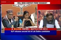 BJP seat row: Sushma denies rift; Joshi says keep winnability in mind