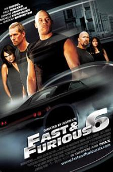 Review: The Fast And The Furious 6 is a B-grade boom