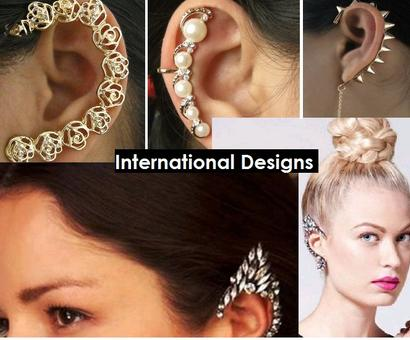 Trend Alert: Striking Ear Cuffs Designs to Energize Your Look