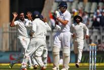 Rediff Cricket - Indian cricket - For the first time ever, no home boy in Mumbai Test