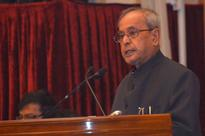 Dirt in our minds, not on streets: President Pranab Mukherjee