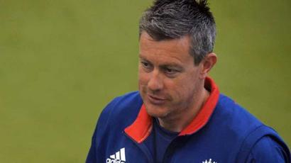 Rediff Sports - Cricket, Indian hockey, Tennis, Football, Chess, Golf - England eye one coach for all formats after Trevor Bayliss steps down: Ashley G...