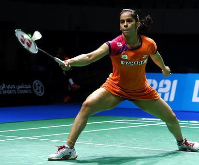 Saina's recovery on track, eyes comeback in November