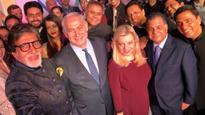 Israeli PM Netanyahu recreates viral 'Oscar Selfie' with Amitabh Bachchan and other B-Town stars