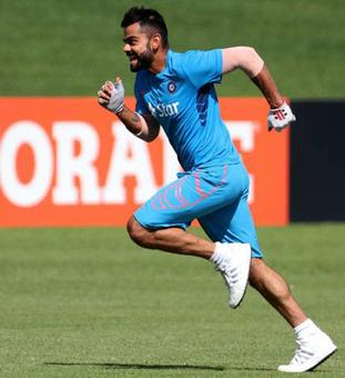 Rediff Cricket - Indian cricket - Kohli's foul-mouthed tirade at journalist reported to ICC, BCCI