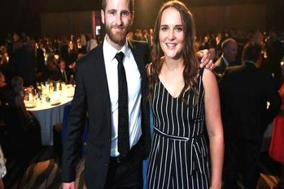 Rediff Cricket - Indian cricket - Kane Williamson named Player of the Year at NZC awards