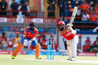 IPL PHOTOS: Amla, bowlers star as Kings XI Punjab tame Gujarat Lions