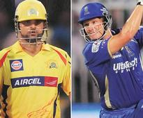 IPL 7: Chennai lose early wickets against Rajasthan