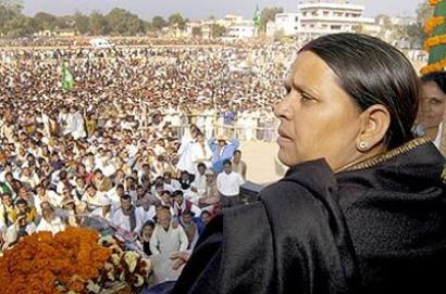 Nitish Kumar, Rabri Devi not to contest Bihar assembly polls
