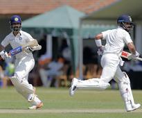 Rediff Cricket - Indian cricket - Jadeja, Kuldeep shine as practice match ends in draw