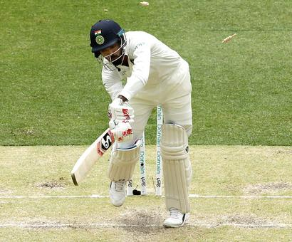 Rediff Cricket - Indian cricket - India report card: Perth Test