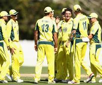 Rediff Sports - Cricket, Indian hockey, Tennis, Football, Chess, Golf - Ireland bat in Benoni; Worrall debuts