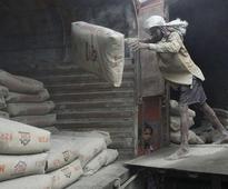 Cement stocks crack on petcoke ban