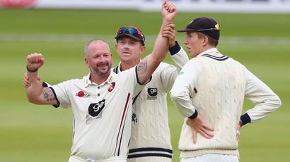 Rediff Cricket - Indian cricket - Kent back in Division One after eight-year absence