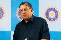 Rediff Sports - Cricket, Indian hockey, Tennis, Football, Chess, Golf - BCCI units hoping Srinivasan will resign