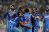 Rediff Cricket - Indian cricket - Kuldeep thanks Dhoni for pep talk before hat-trick ball