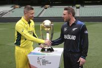Rediff Sports - Cricket, Indian hockey, Tennis, Football, Chess, Golf - World Cup Final LIVE: New Zealand elect to bat against Australia