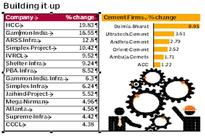 Cabinet action boosts construction firms stocks, HCC, Gammon India, ARSS Infra lead