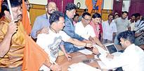 Shiv Sena submits memo over Margao market encroachments