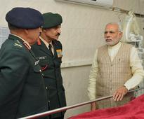 Soldier battles for life after Siachen miracle, next 24-48 hours critical