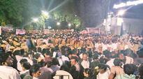 Jayalalithaa cardiac arrest LIVE UPDATES: Huge crowds gather outside Apollo, CRPF teams on high alert