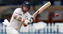 Rediff Cricket - Indian cricket - India vs New Zealand: You need to do all the cliched things in India to bat well, says Tom Latham