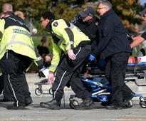 Several gunshots fired near Canadian parliament in capital Ottawa