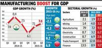 Government expects economy to grow 7.5% in FY16