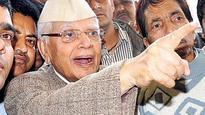 Congress veteran ND Tiwari to join BJP today ahead of Uttarakhand polls