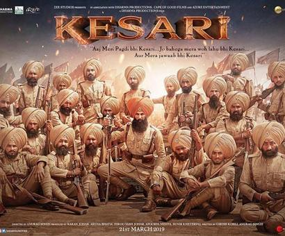 Current Bollywood News & Movies - Indian Movie Reviews, Hindi Music & Gossip - It`s a wrap for Kesari!