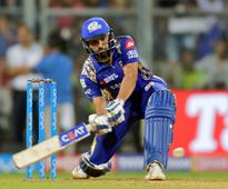 Rediff Sports - Cricket, Indian hockey, Tennis, Football, Chess, Golf - Rohit hints at him being a floater to finish off games for MI