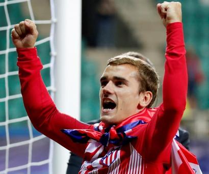 Rediff Sports - Cricket, Indian hockey, Tennis, Football, Chess, Golf - Why Griezmann snubbed Barca to stay at Atletico...