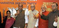 BJP will form governments in all 4 states: Rajnath Singh
