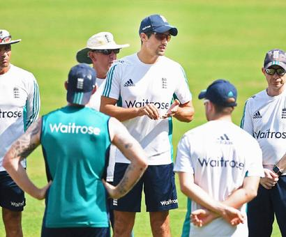 Rediff Cricket - Indian cricket - Watch out for more intent, aggression from England in Mumbai