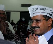 Kejriwal Explains Why He Offered CM Post to Kiran Bedi During 2013 Polls