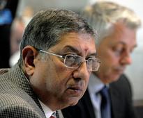 Rediff Cricket - Indian cricket - Did Srinivasan, Shah 'hijack' crucial BCCI meeting?