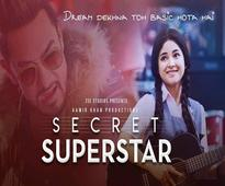 Current Bollywood News & Movies - Indian Movie Reviews, Hindi Music & Gossip - Aamir`s `Secret Superstar` on a record breaking spree in China!