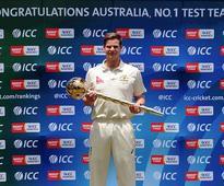Rediff Cricket - Indian cricket - Australia claim ICC Test Championship Mace