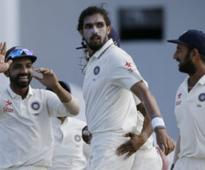 Rediff Sports - Cricket, Indian hockey, Tennis, Football, Chess, Golf - We have to be positive and ruthless, says Ishant Sharma