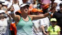 Rediff Sports - Cricket, Indian hockey, Tennis, Football, Chess, Golf - Have not lost my competitive spirit, says returning Victoria Azarenka