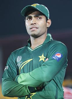 Rediff Sports - Cricket, Indian hockey, Tennis, Football, Chess, Golf - Pakistan's brat Umar Akmal in verbal bust-up with coach Arthur