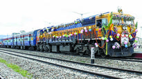 PM flags off JiriSilchar passenger train