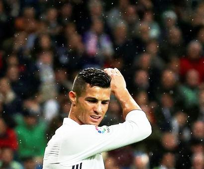 Rediff Sports - Cricket, Indian hockey, Tennis, Football, Chess, Golf - Ronaldo loses appeal against five-match ban