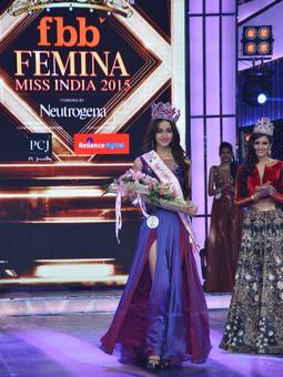 Aditi Arya is Miss India World 2015