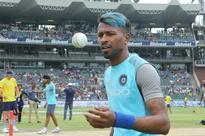 Rediff Cricket - Indian cricket - Hardik Pandya to be booked for tweet on BR Ambedkar