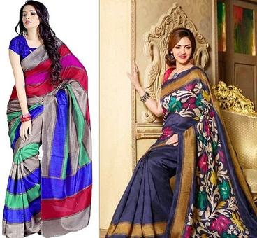 5 Reasons Why Art Silk Saree is an Excellent Substitute for Pure Silk Saree